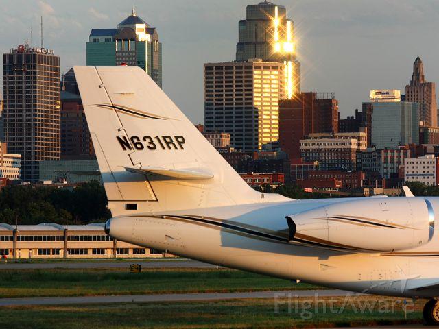 Cessna Citation Sovereign (N631RP)