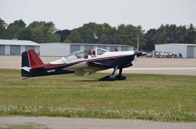 AII AVA-202 (N681GP) - AirVenture 2014