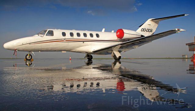 Cessna Citation CJ1 (OO-DDA)