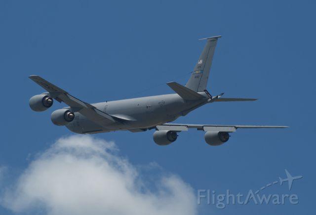 Boeing C-135FR Stratotanker (58-0102)