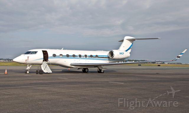 Gulfstream Aerospace Gulfstream G650 (N4CP)
