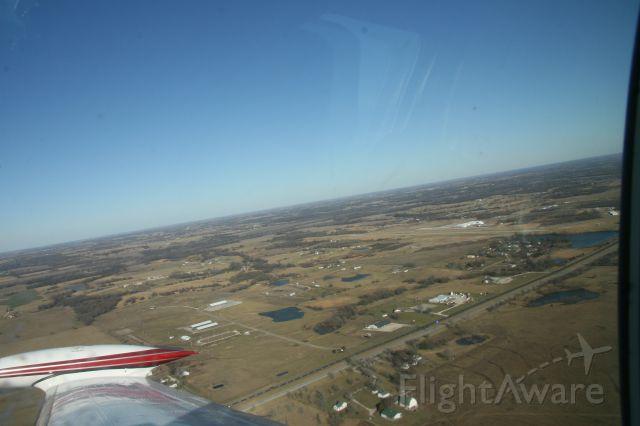 Piper Cheyenne (N6797J) - Right Crosswind Departure