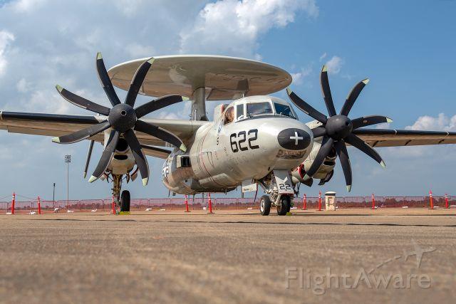 Grumman E-2 Hawkeye — - 2019 Barksdale Defenders of Liberty Air & Space Show