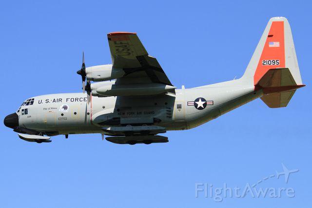 Lockheed C-130 Hercules (92-1095)