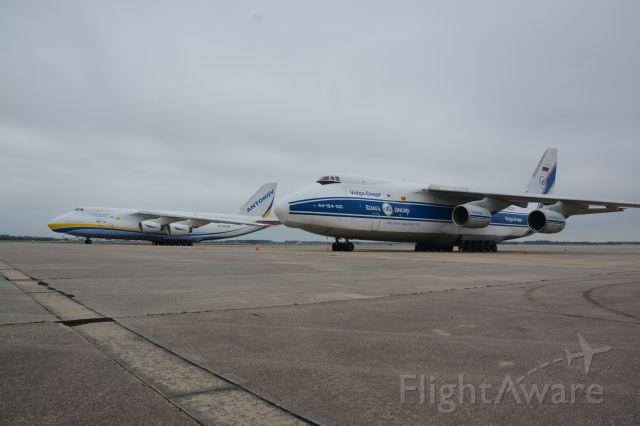 Antonov An-124 Ruslan (RA-82078)