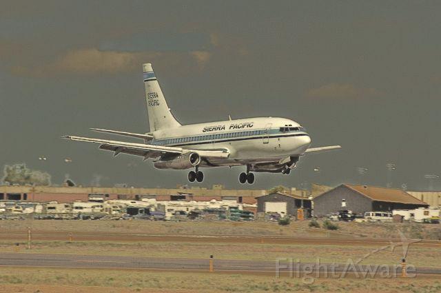 Boeing 707-100 (N703S)