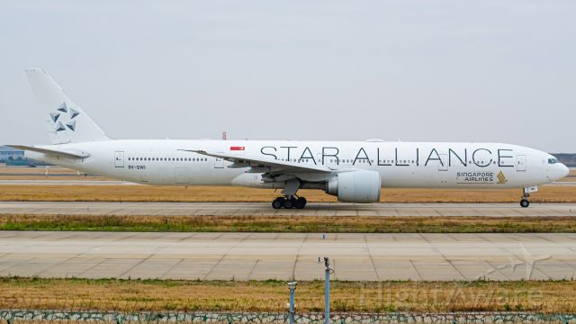 BOEING 777-300ER (9V-SWI) - Thanks for view and give me 5 star please