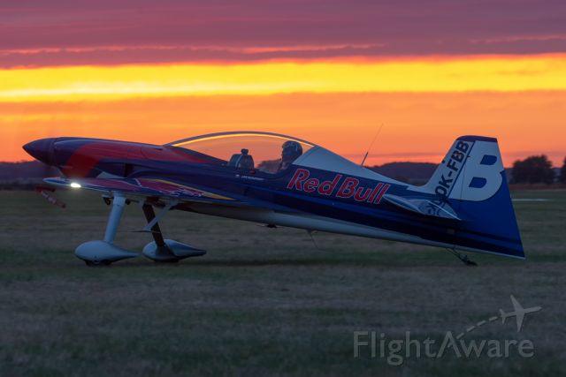 REINSDORF 325 (OK-FBB) - Antidotum Airshow Leszno , Flying Bulls . 29.08.2020