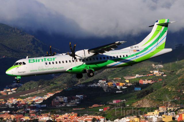 ATR ATR-72 (EC-KYI)