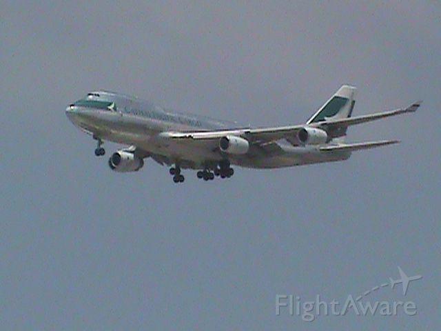 Boeing 747-400 (B-HKH)