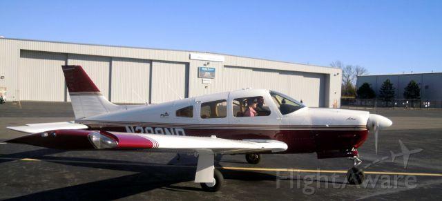 Piper Cherokee (N289ND)