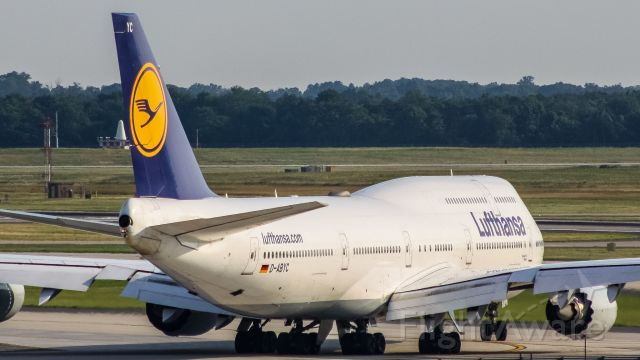 BOEING 747-8 (D-ABYC)