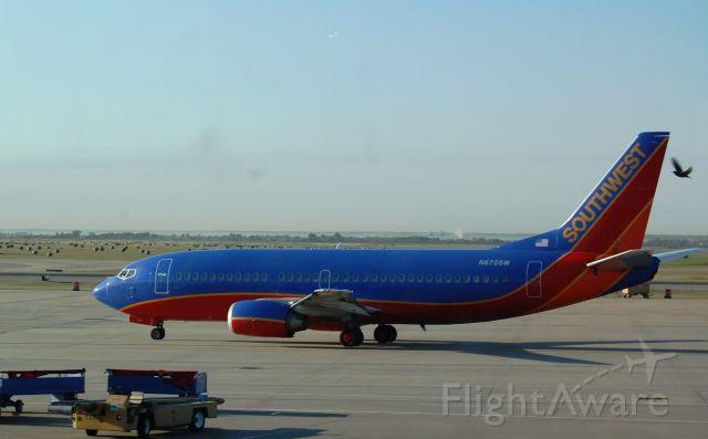 BOEING 737-300 (N670SW) - Taken on 9/29/09