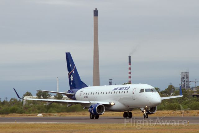 Embraer 170/175 (VH-ANT) - Taxiing at Mount Isa for Gold Coast