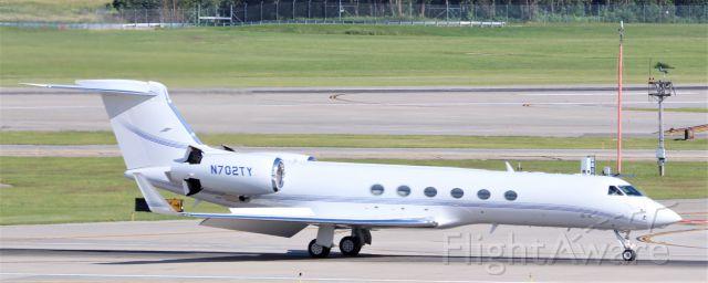 Gulfstream Aerospace Gulfstream V (N702TY)