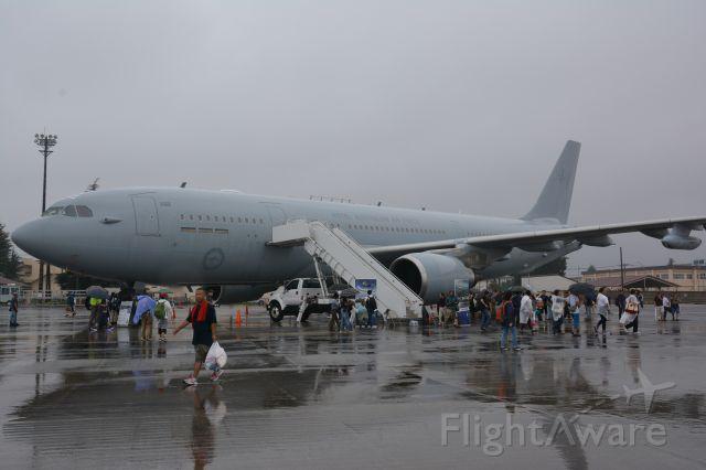 Boeing 737-900 (A39003) - Sep.18.2016 USAF Yokota Air Base Friendship Day !!br /ROYAL AUSTRALIAN AIR FORCE 33 SQUADRONbr /Airbus KC-30A