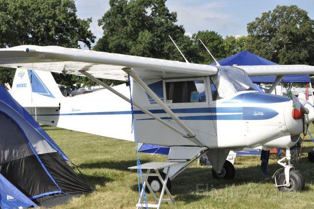 Piper PA-22 Tri-Pacer (N4582Z)