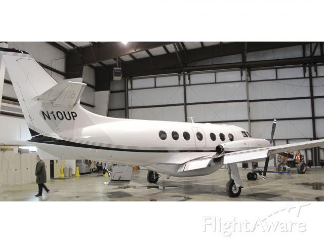 British Aerospace Jetstream 31 (N10UP)