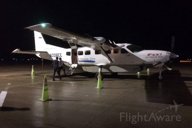Cessna Caravan (N208EE)