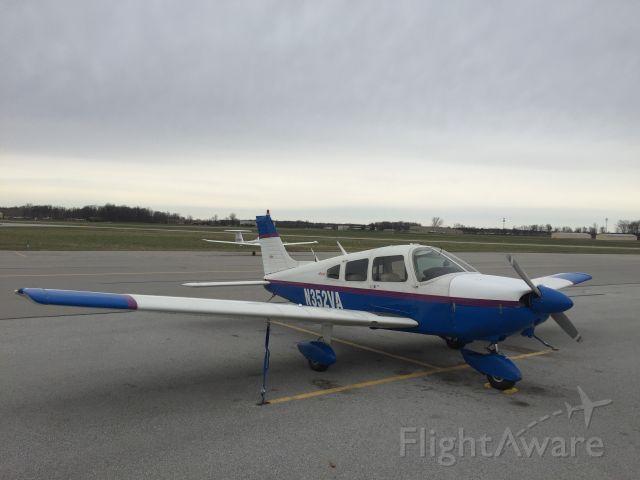 Piper Cherokee (N352VA)