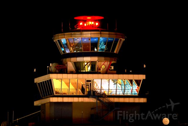 — — - PRG Control Tower