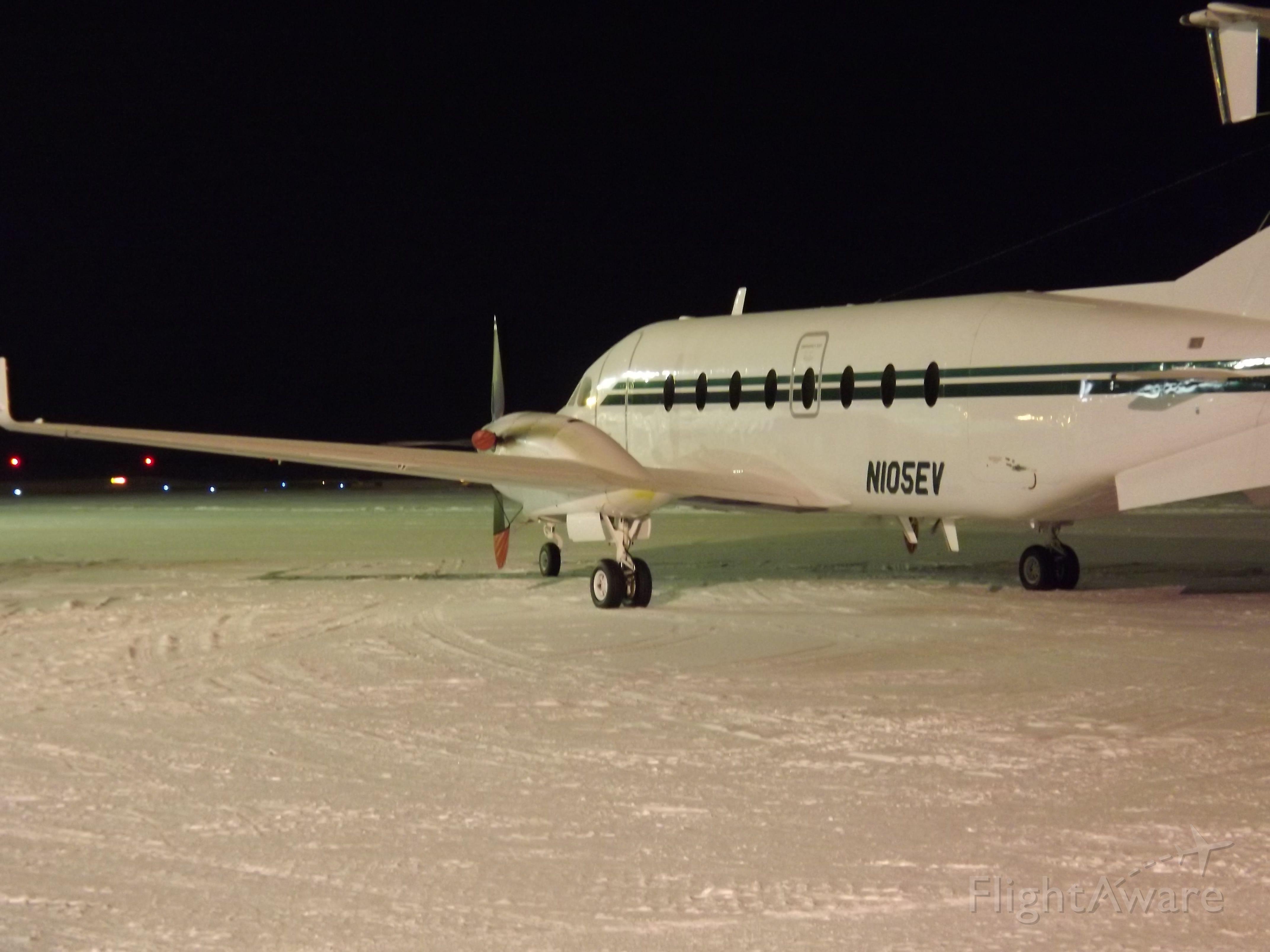 Beechcraft 19 Sport (N105EV)