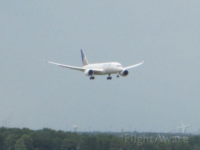 Boeing Dreamliner (Srs.8) (N20904)
