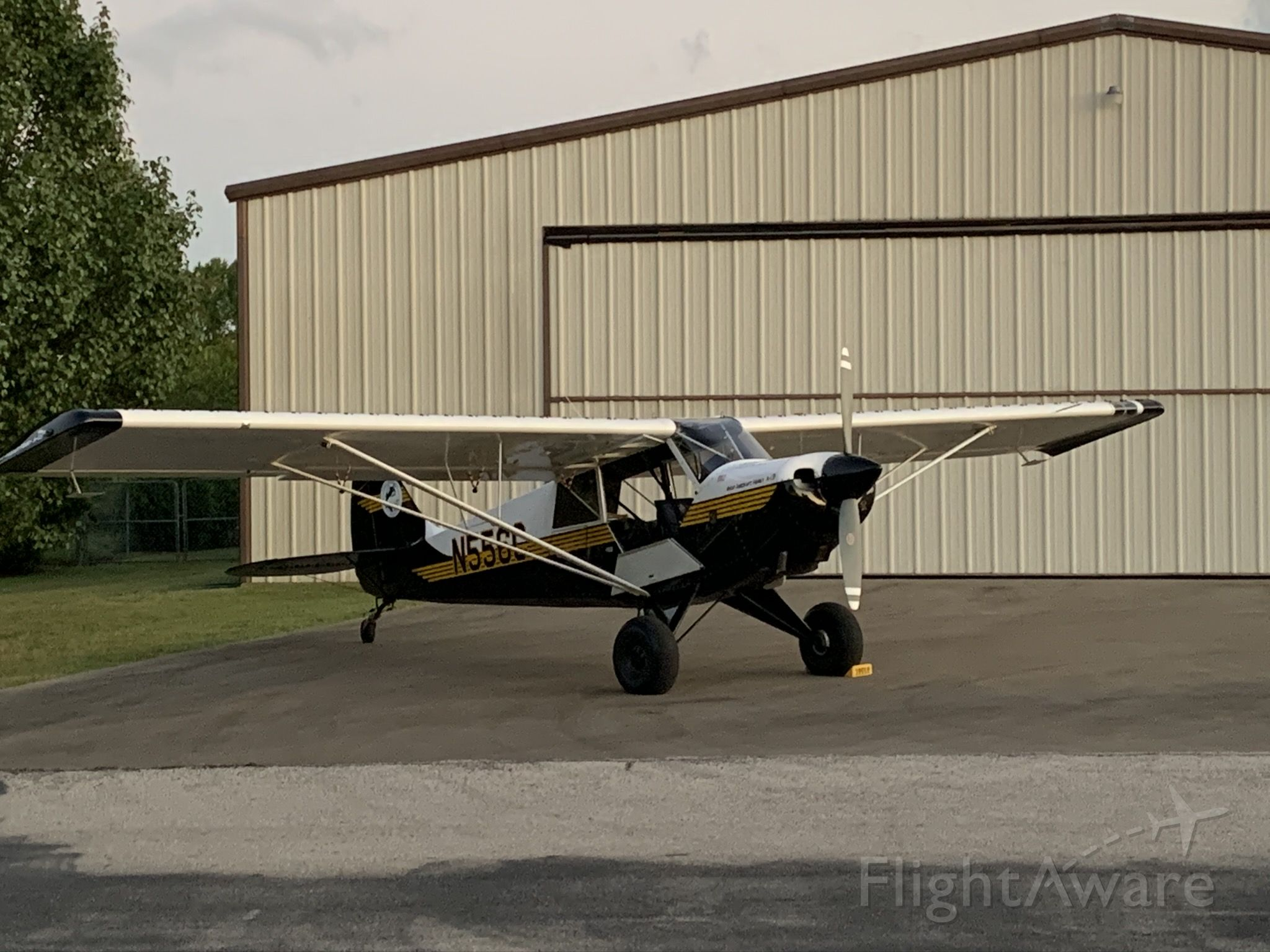 N556C — - Getting ready to fly to Lunch then KREG