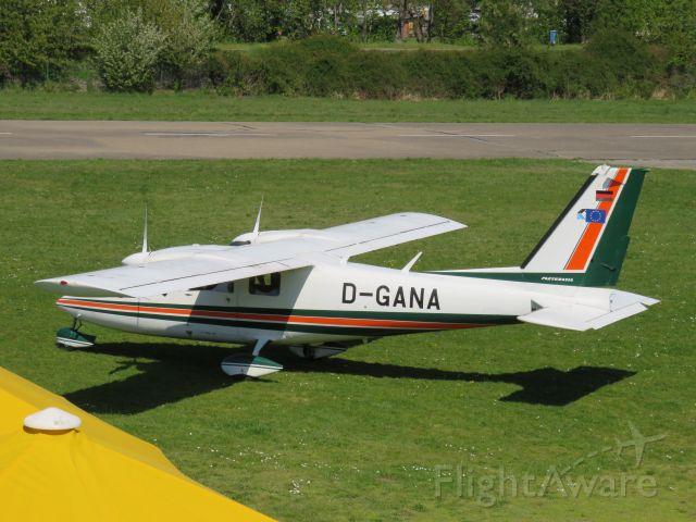 Partenavia P-68 (D-GANA)