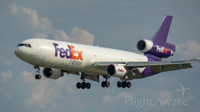 Boeing MD-11 (N624FE) - 4 arrivalbr /9/11/18