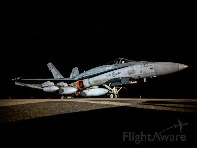 18-8790 — - Overnighting Hornet