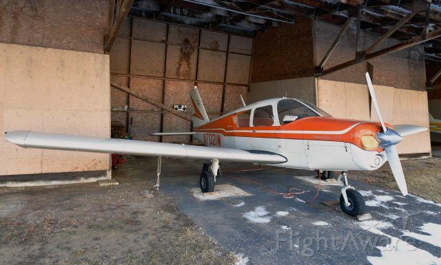 Piper Cherokee (N7021W) - Piper PA-28-180 N7021W in Mason Jewett, MI