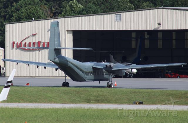 De Havilland Canada DHC-4 Caribou (N238PT) - I was stunned to see a vintage plane like this at Marietta! Seems like it has been through some weathering. Photo taken on 9/11/2020.