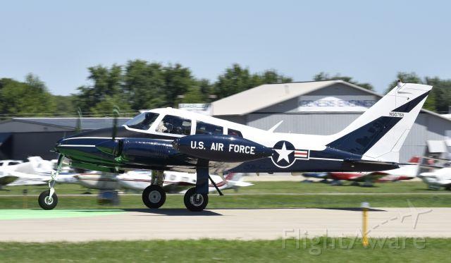 Cessna 310 (N5076A) - Airventure 2017