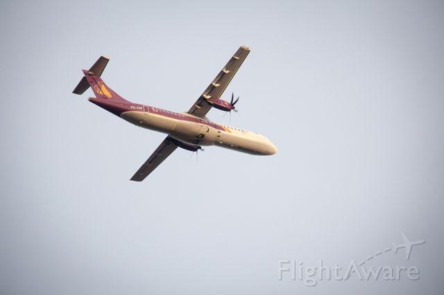 XU236 — - Takeoff