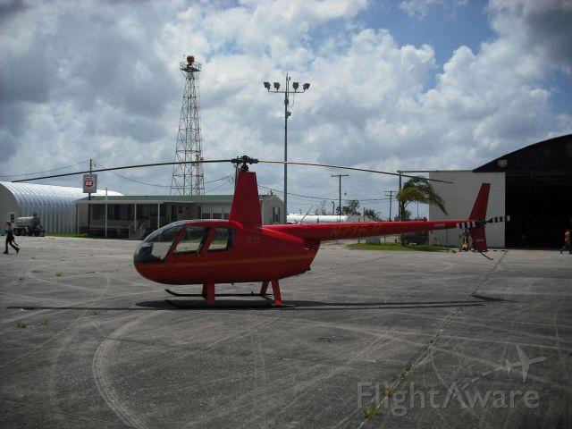 Robinson R-44 (N716JL) - Robinson Raven II