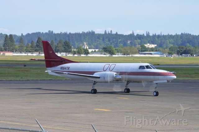Fairchild Dornier SA-227DC Metro (N564TR) - PKW830 taxiing in after arriving from Grand Junction (KGJT/GJT).
