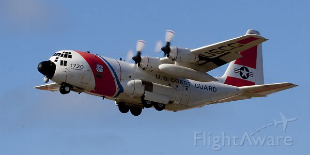 Lockheed C-130 Hercules (N1720)