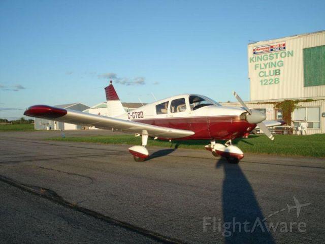 Piper Cherokee (C-GTBD)