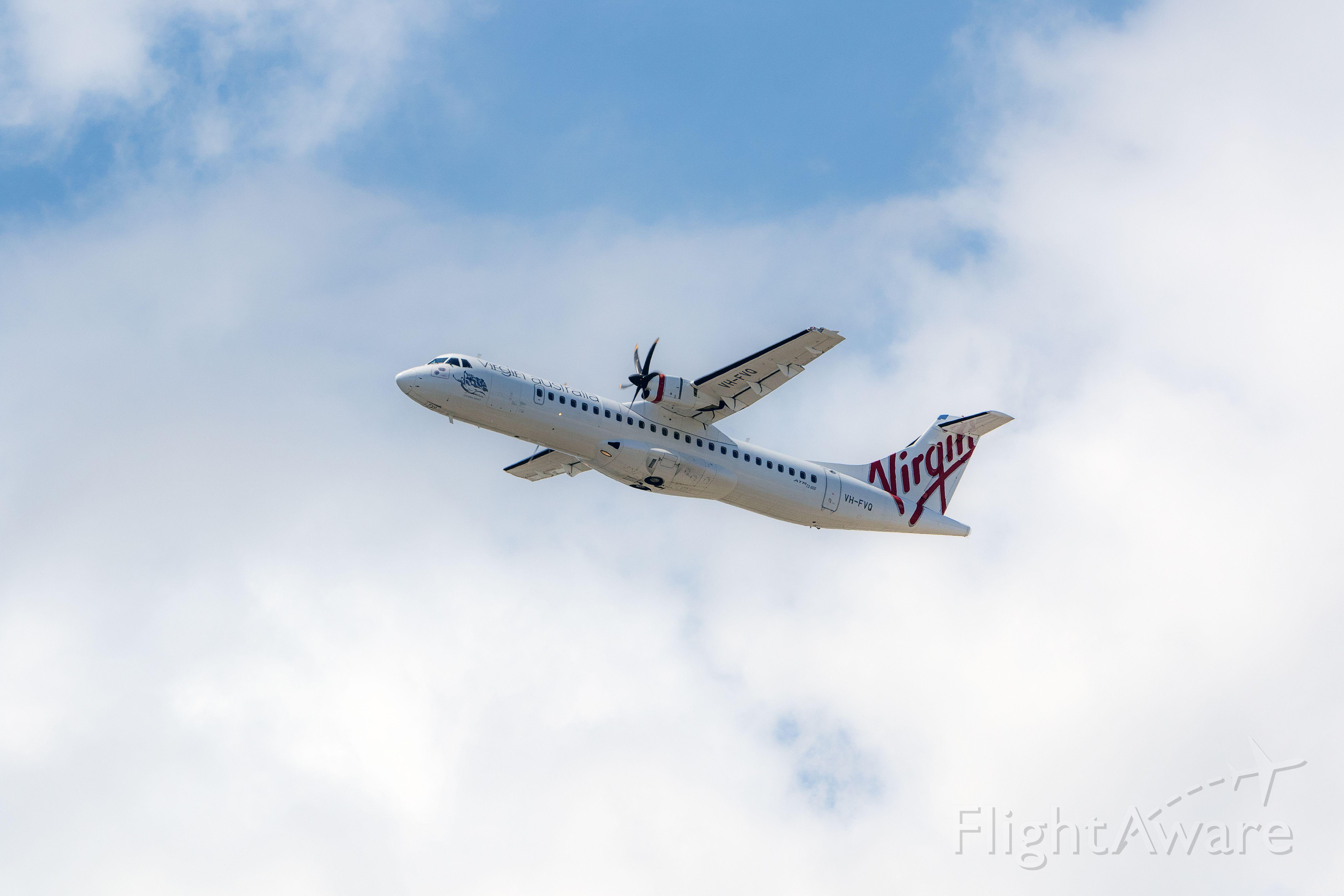 Aerospatiale ATR-72-600 (VH-FVQ)