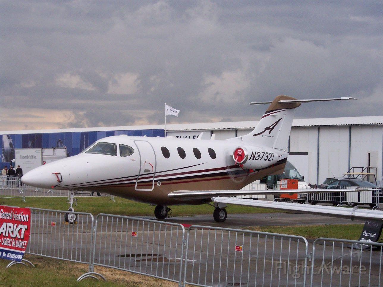 Beechcraft Premier 1 (N3732Y)