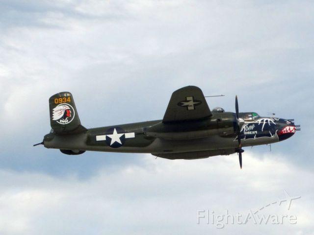 North American TB-25 Mitchell (N5672V)