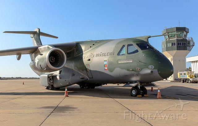 EMBRAER KC-390 (PT-ZNJ) - Embraer KC-390 - Força Aérea Brasileira - PT-ZNJ