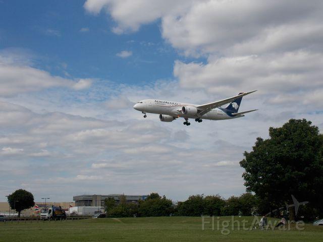Boeing 787-8 (N965AM)