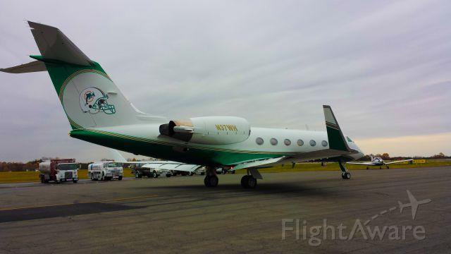 Gulfstream Aerospace Gulfstream IV (N37WH)