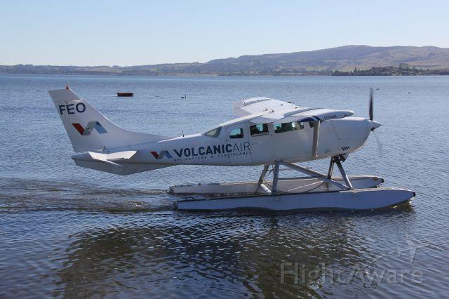 ZK-FEO — - Cessna U206G Stationair Float Plane.<br />Lake Rotorua.<br />Rotorua, NZ<br />Photo: 05.01.2017