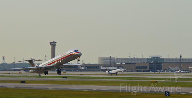 McDonnell Douglas MD-82 (N962TW)