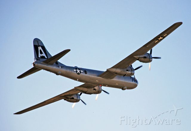 Boeing B-29 Superfortress (N529B) - FIFI at Easterwood Airport (CLL) Oct 2011