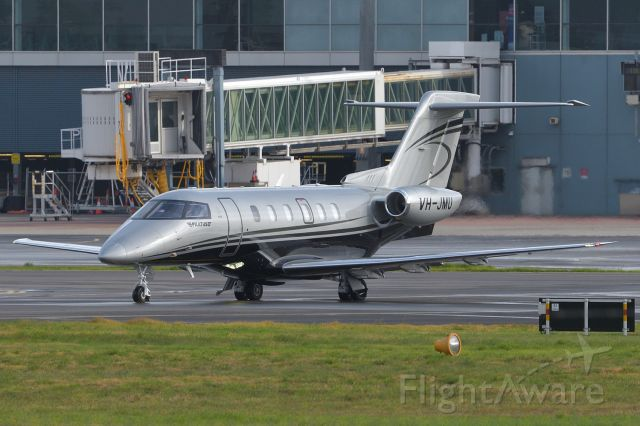 Pilatus PC-24 (VH-JMU) - Adelaide, South Australia June 21, 2020