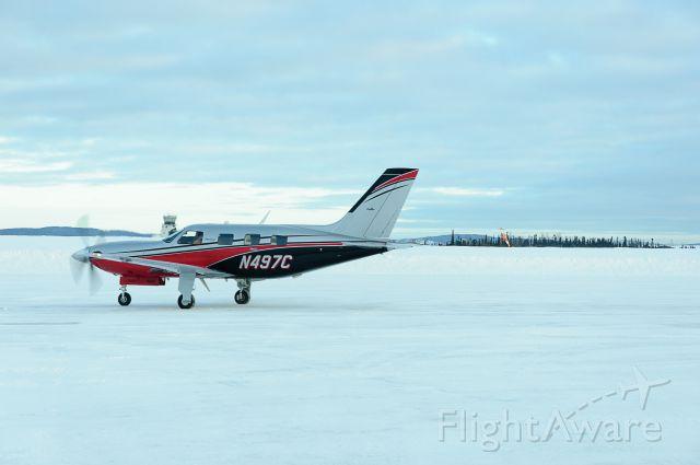 Piper Malibu Mirage (N497C) - Malibu CN/4636455